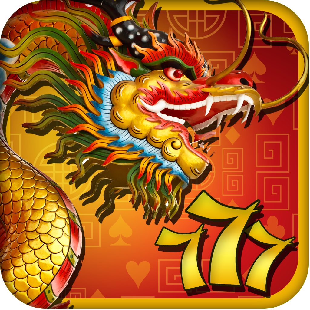 AAA Platinum Dragon of Progressive Slot-s Machine - Fun Casino House Free