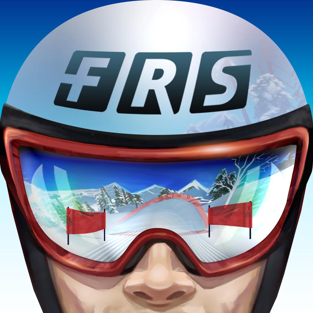 FRS Ski Cross: Rennherausforderung iOS